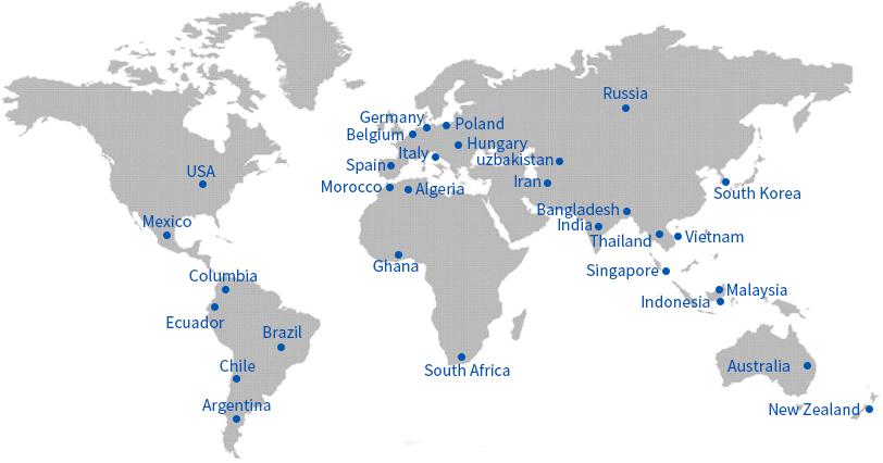 就近派工全球化服务