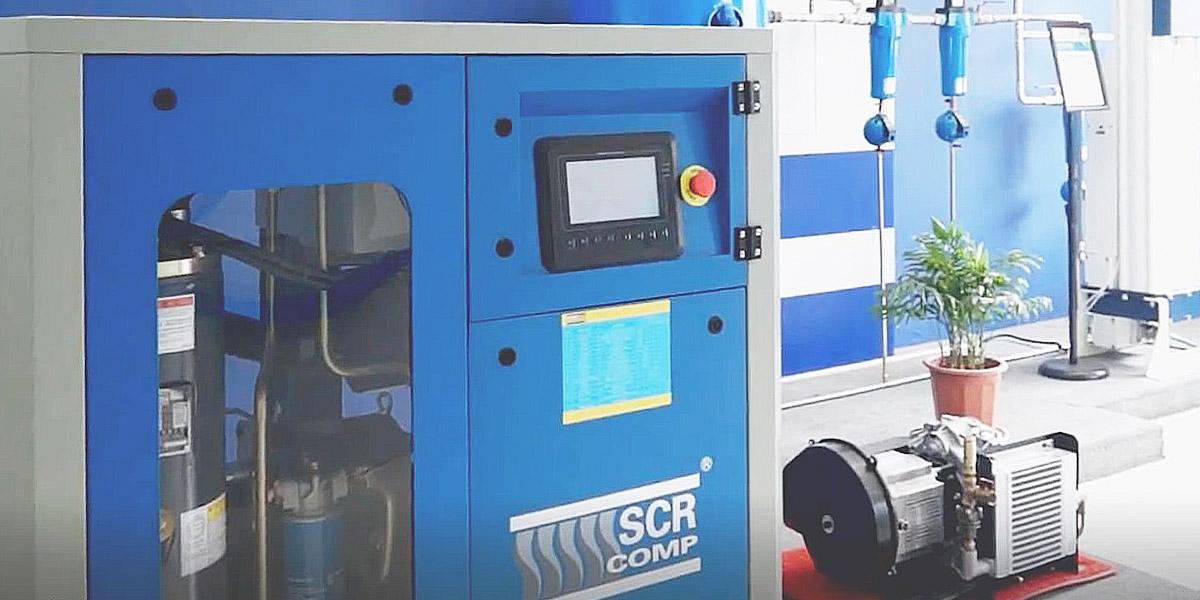 斯可络干式无油空压机助力医疗仪器生产