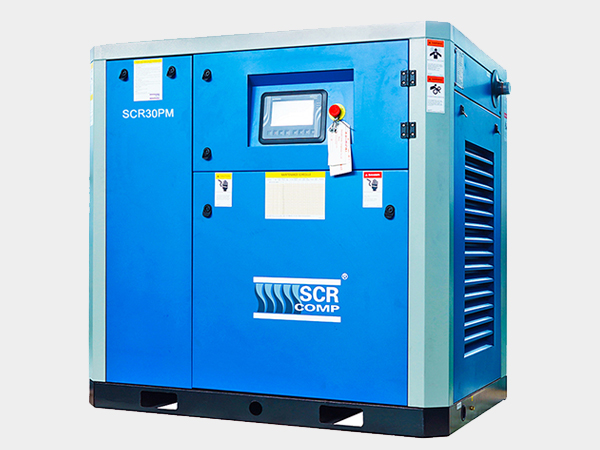 永磁变频双螺杆空压机SCR30PM