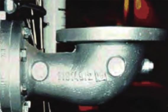 干式无油双螺杆空气压缩机SCR100G-文丘里管