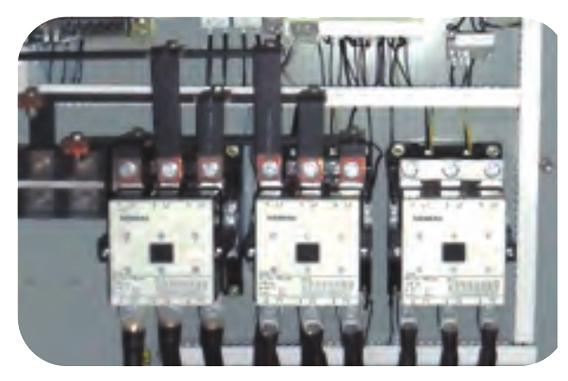干式无油双螺杆空气压缩机SCR100G-可靠的西门子核心电器控制元件