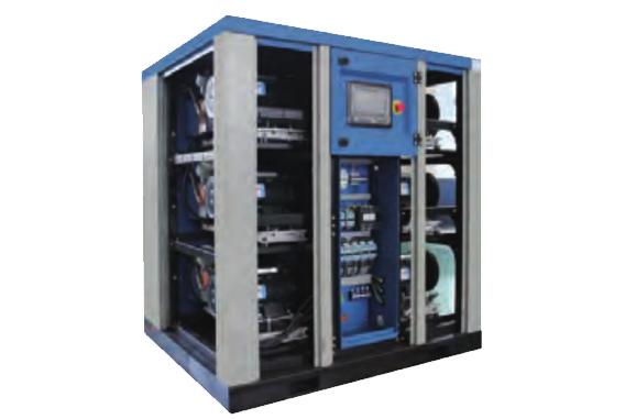 无油涡旋式空气压缩机SCR20XA-多级控制运转实现安全和节能