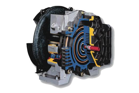 无油涡旋式空气压缩机SCR20XA-高能效主机