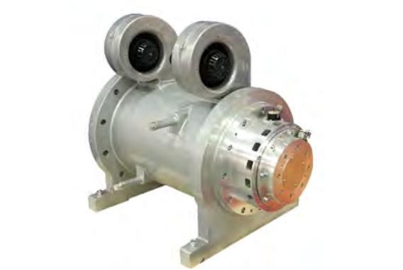 磁悬浮离心式鼓风机SCR75CB-高速电机'