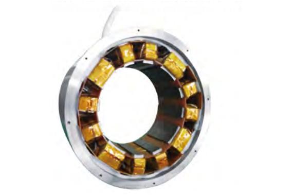 磁悬浮离心式鼓风机SCR75CB-磁悬浮轴承