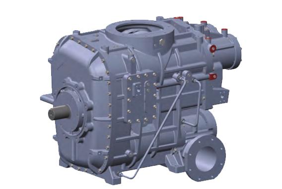 低压永磁变频LHPM系列-高效率主机