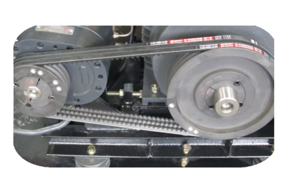 皮带式双螺杆M系列-美国品牌高效率传动系统
