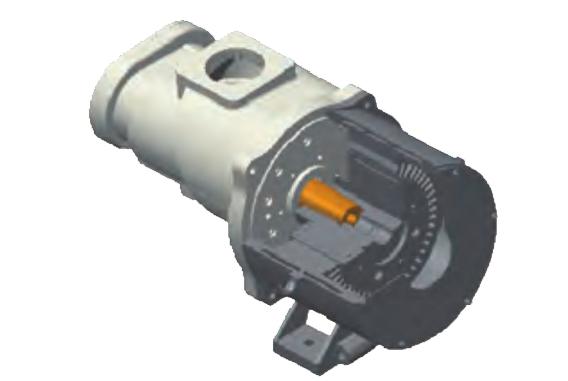 永磁变频双螺杆空压机-永磁变频专用电机