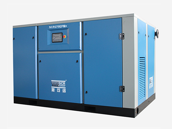 直列双螺杆永磁变频空压机SCR270EPM+