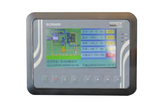 空压机-触摸式智能控制器