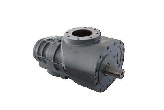 低压永磁变频双螺杆空气压缩机LBPM-低压专用主机