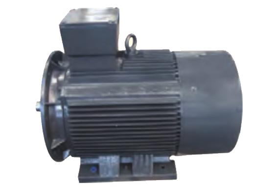 两级压缩螺杆空气压缩机-高能效专用电动机