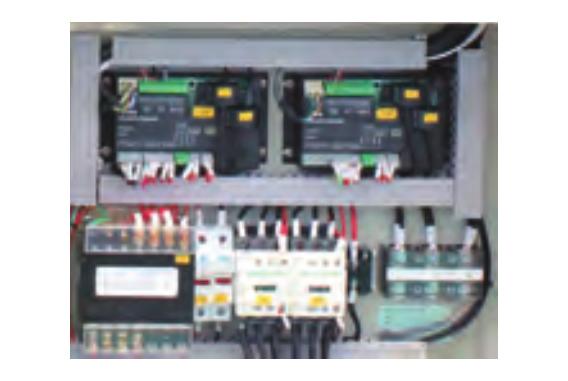 两级压缩螺杆空气压缩机-多重安全保护
