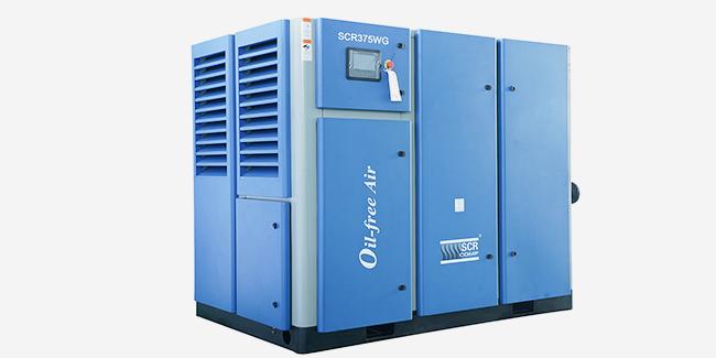 干式无油空压机如何使用保养?