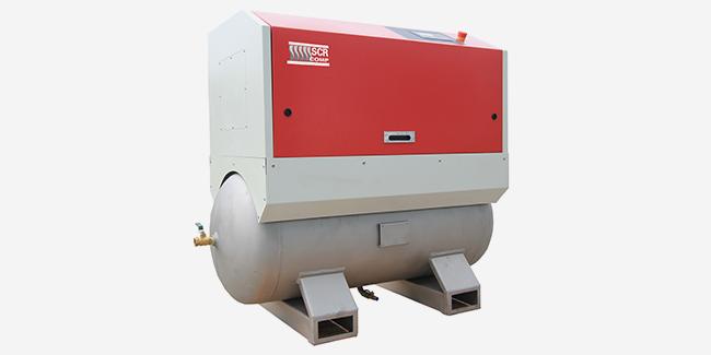 无油涡旋空气压缩机原理及特点