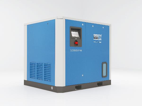 永磁变频螺杆式真空泵VSPM系列
